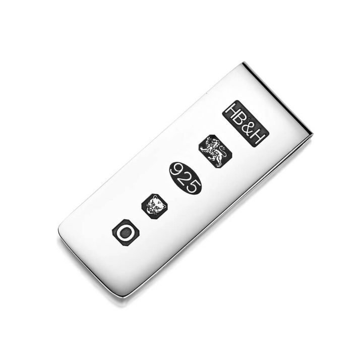 Personalised Money Clips & Tie Clips