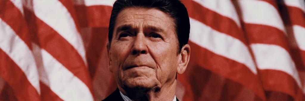 Ronald Reagan engraved gifts