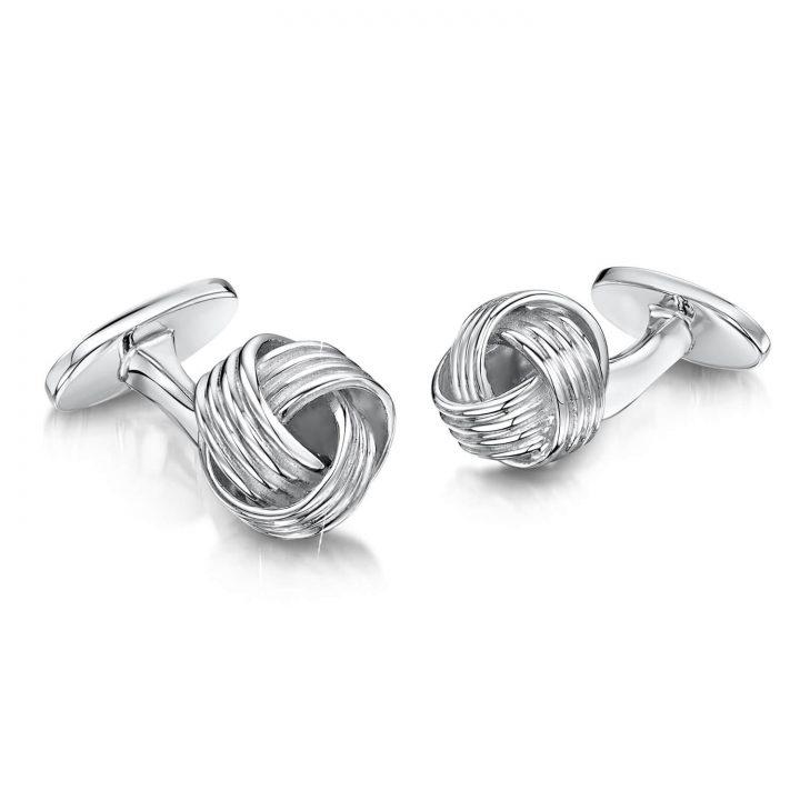 Engraved-Knot-Cufflinks-main3