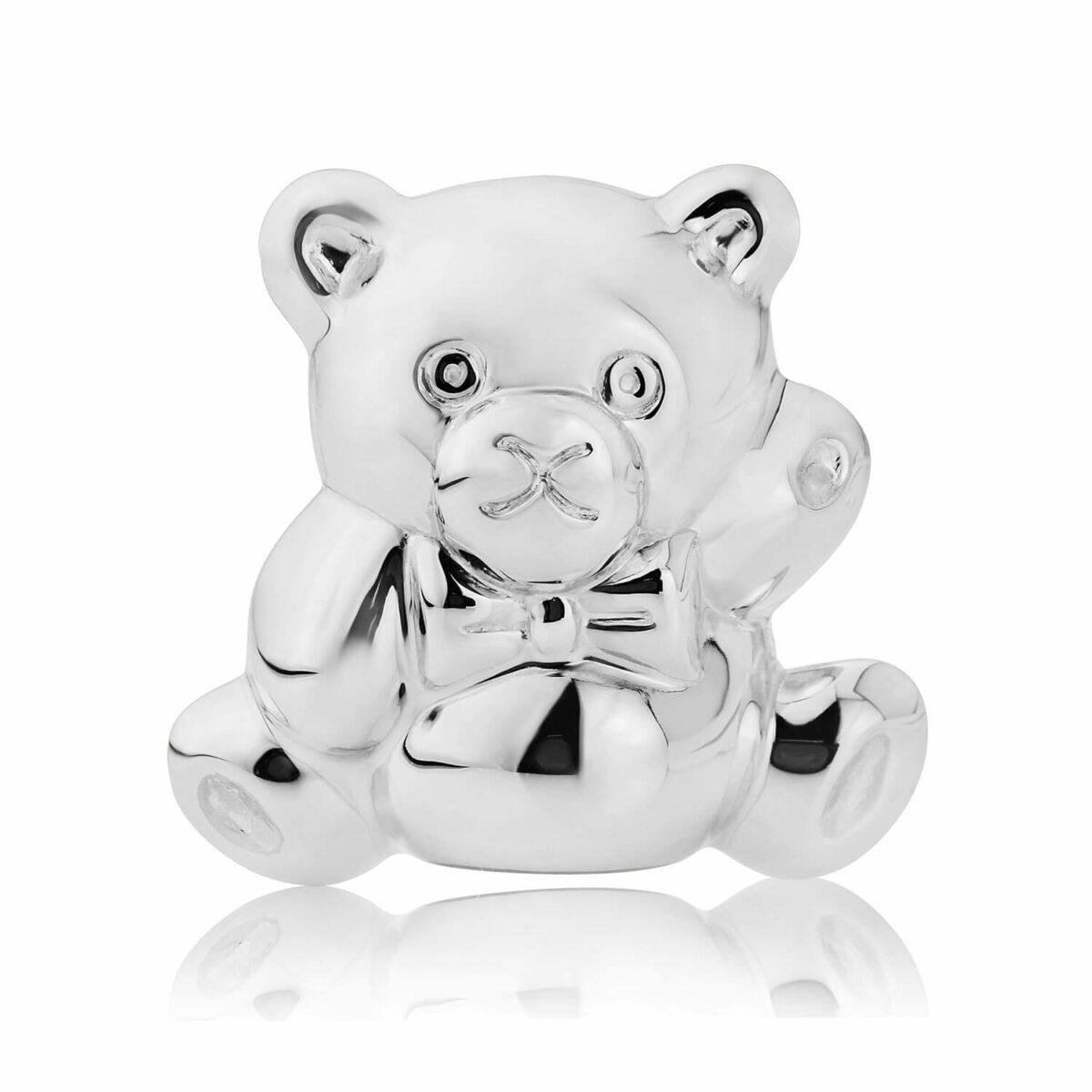Silver-Teddy