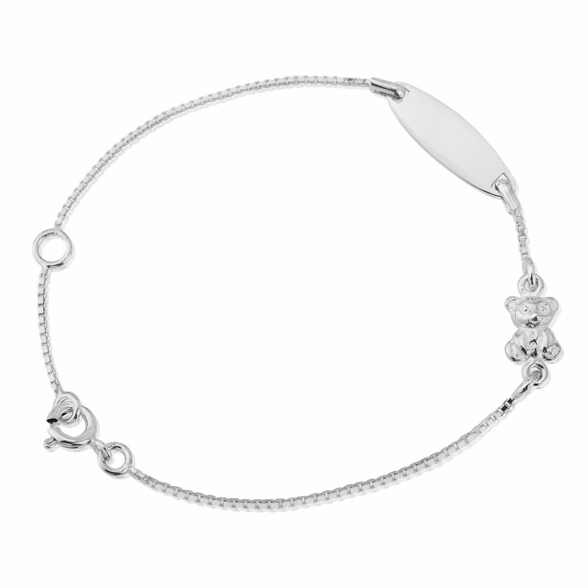 Teddy-Identity-Bracelet
