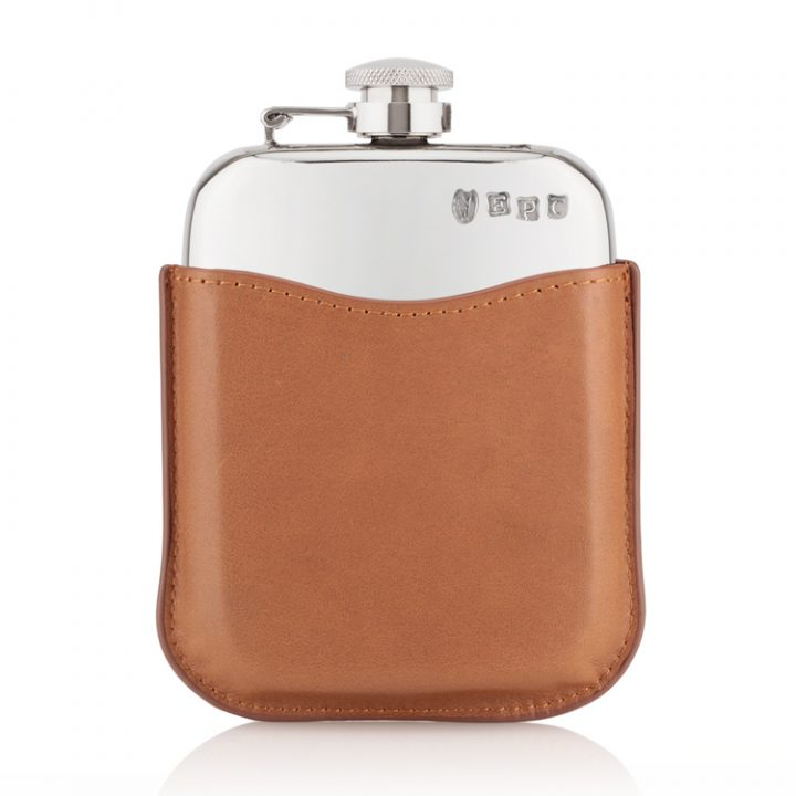 personalised-pewter-hip-flask4-leather-pouch
