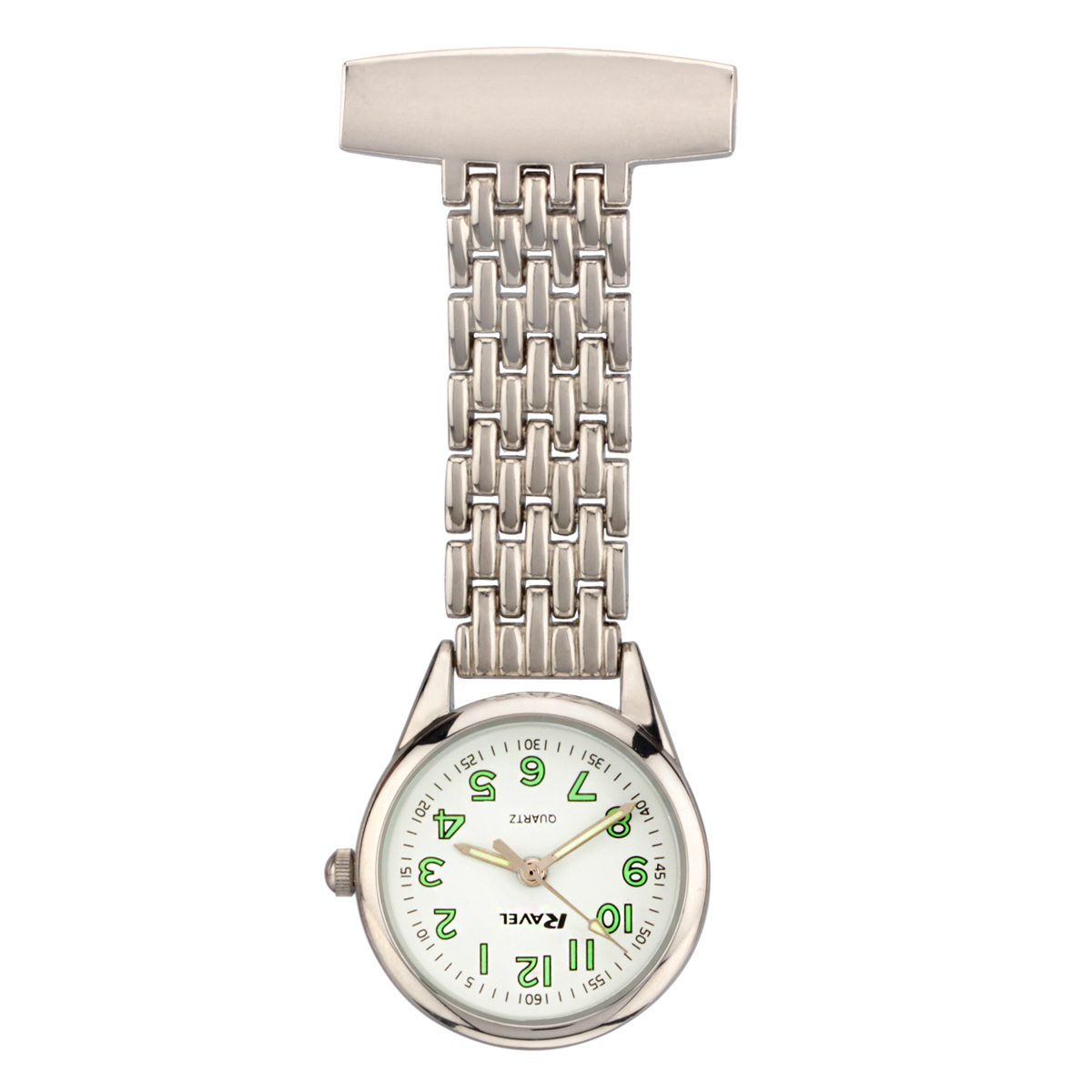 nurses fob watch with engraving
