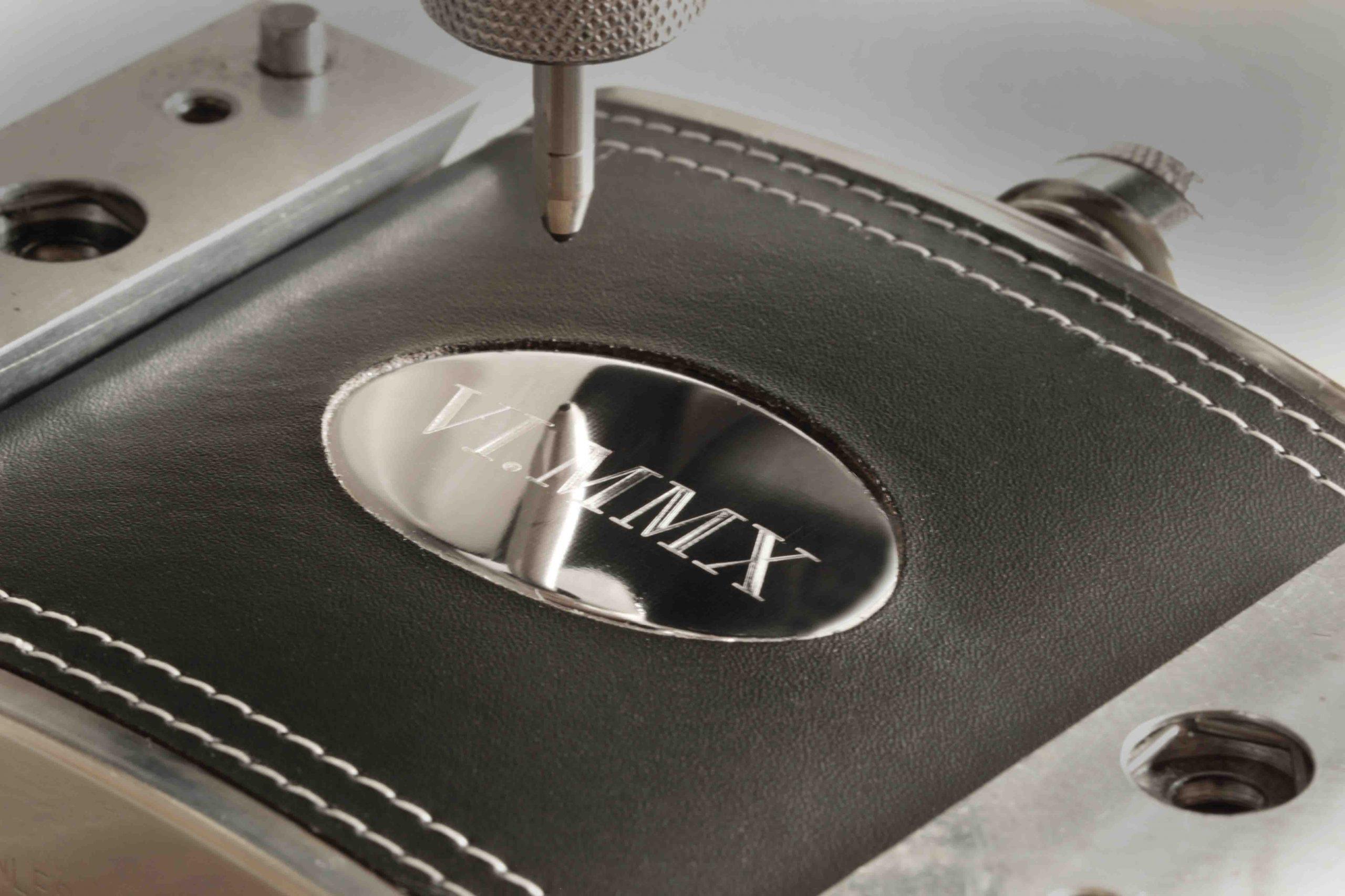 Precision Engraved Hip Flasks image
