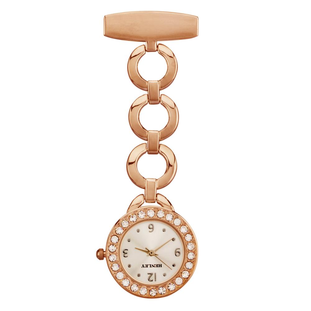 engraved henley beautician watch