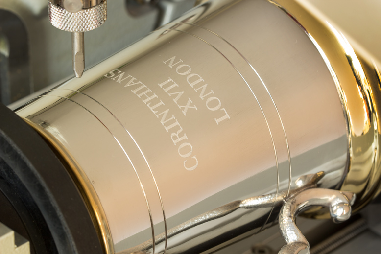 Precision Engraving image