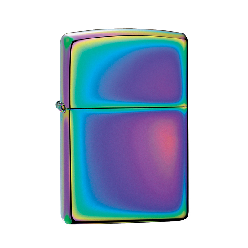 spectrum engraved lighter zippo
