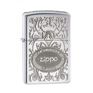 american classic personalised zippo lighter