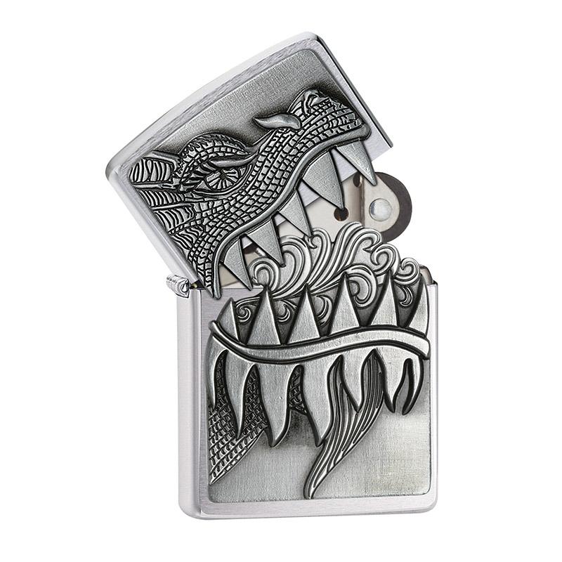 Zippo-Lighter-dragon-personalised