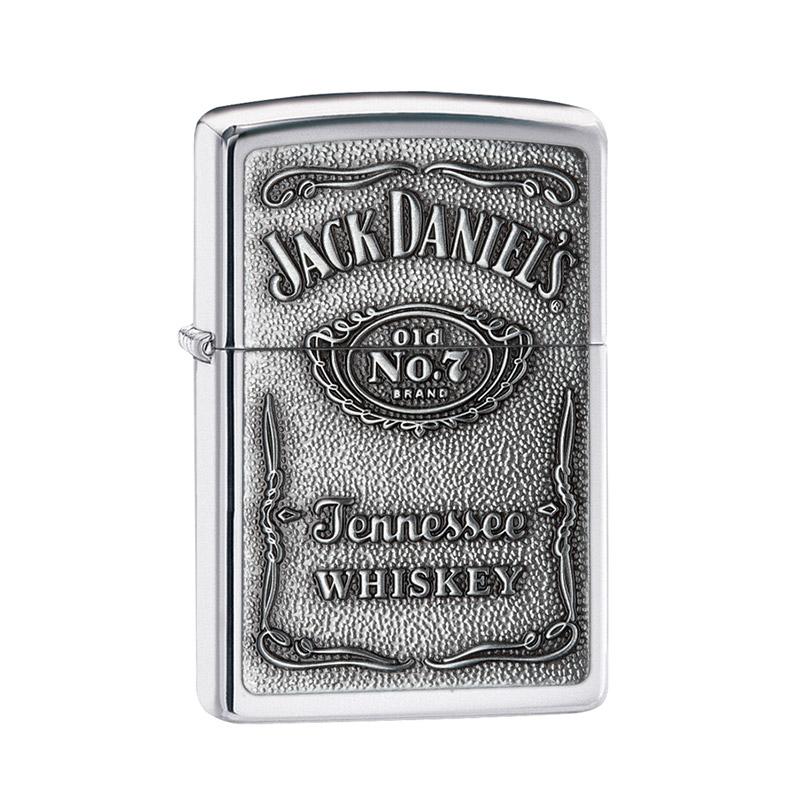 jack daniels zippo engraved lighter
