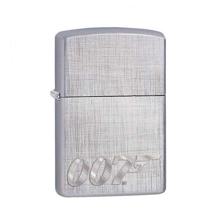 james bond zippo lighter engraved
