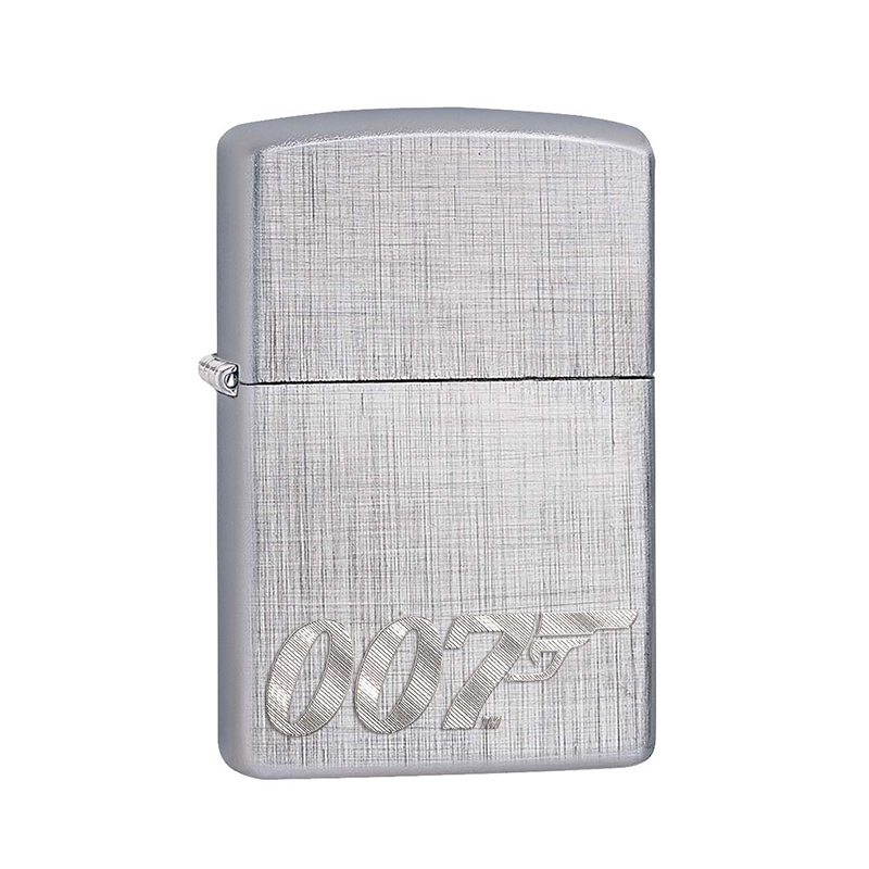 james bond zippo lighter engraved