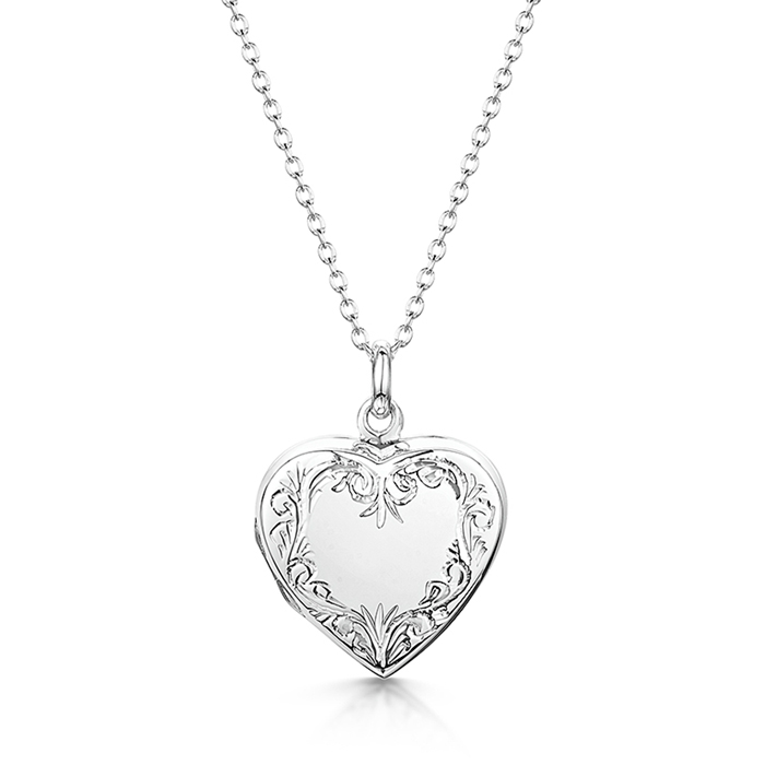 scroll-heart-locket-SILVER