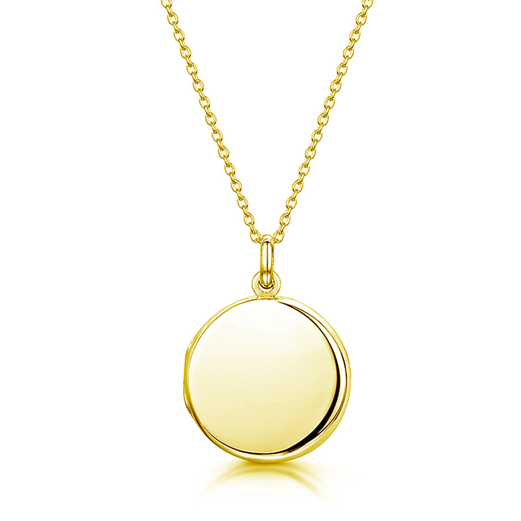 round-locket-GOLD-front
