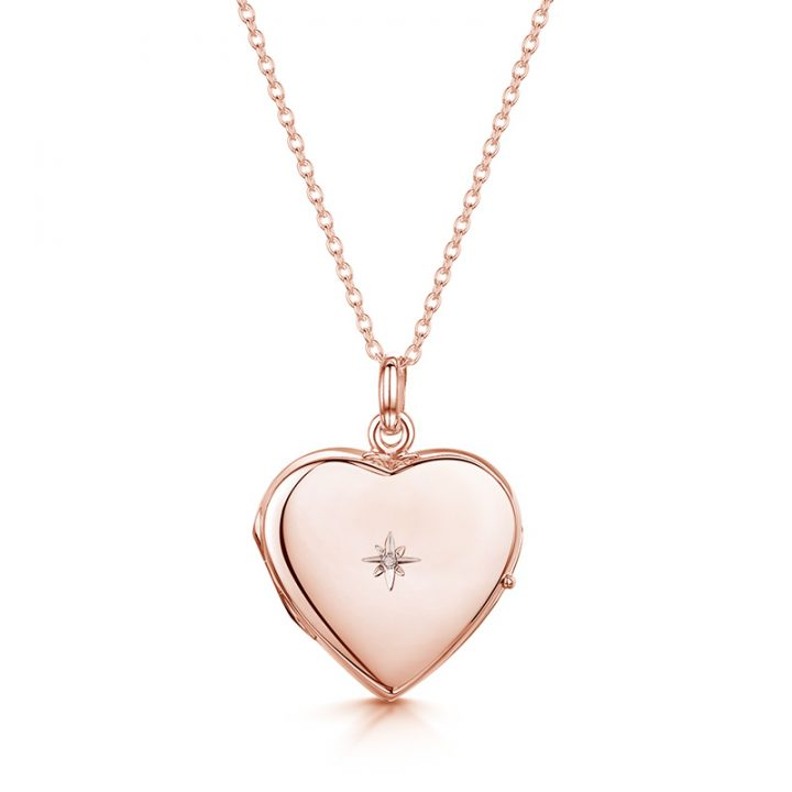 Diamond-personalised-locket-rose-gold