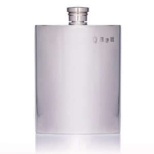 Plain-Pewter-6oz-Hip-Flask
