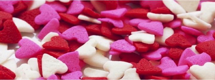 hearts valentines