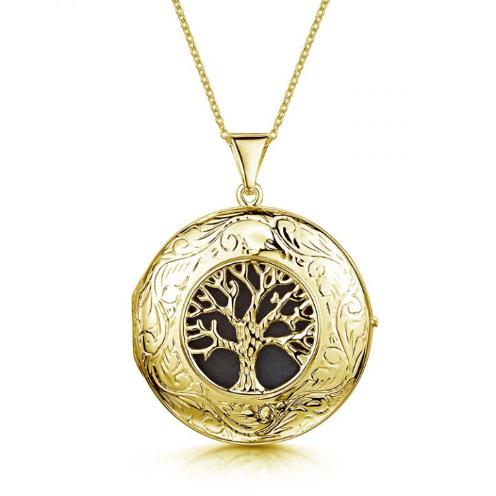 large-tree-of-life-engraved-locket-gold-front