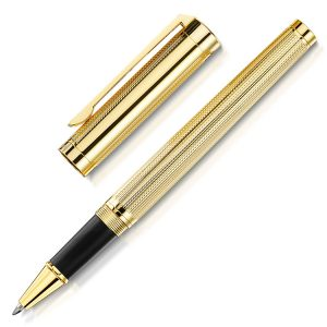 status-rollerball-lid-off-gold