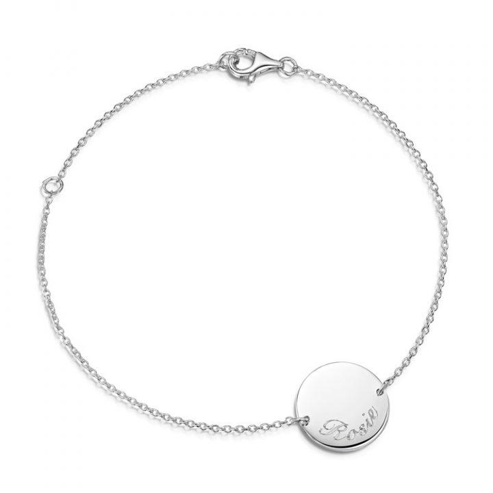 disc-personalised-bracelet
