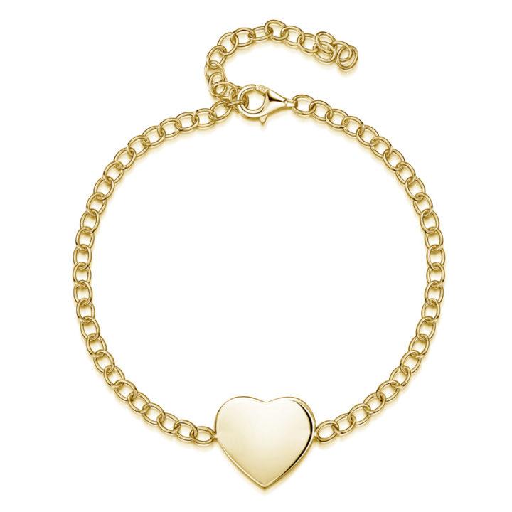 heart-chain-bracelet-engraved-gold