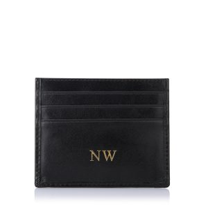 visconti-card-holder-black-initials