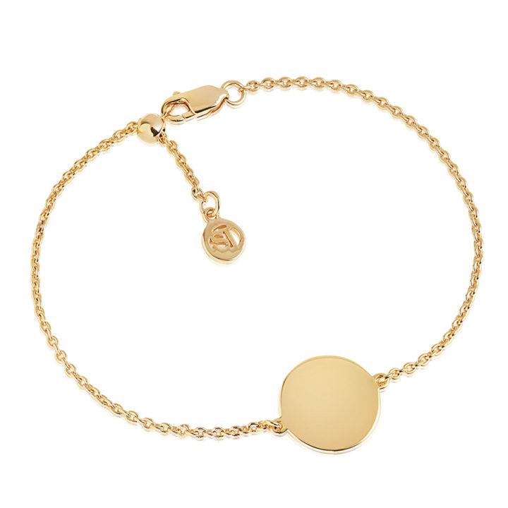 round-gold-bracelet