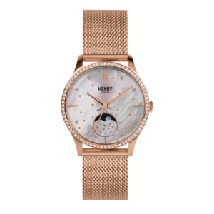 gold-moonphase-pearl-engraved-ladies-watch
