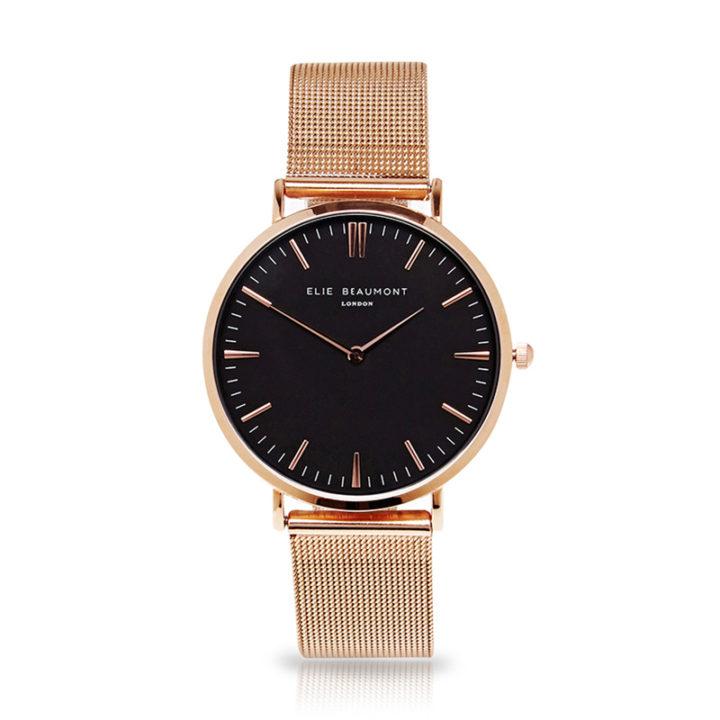 oxford-gold-mesh-strap-ladies-watch