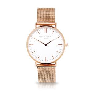 oxford-gold-mesh-white-dial-strap-ladies-watch