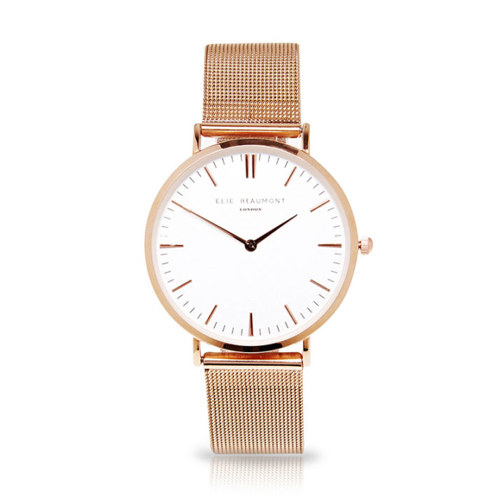 oxford-gold-mesh-white-dial-strap-ladies-watch