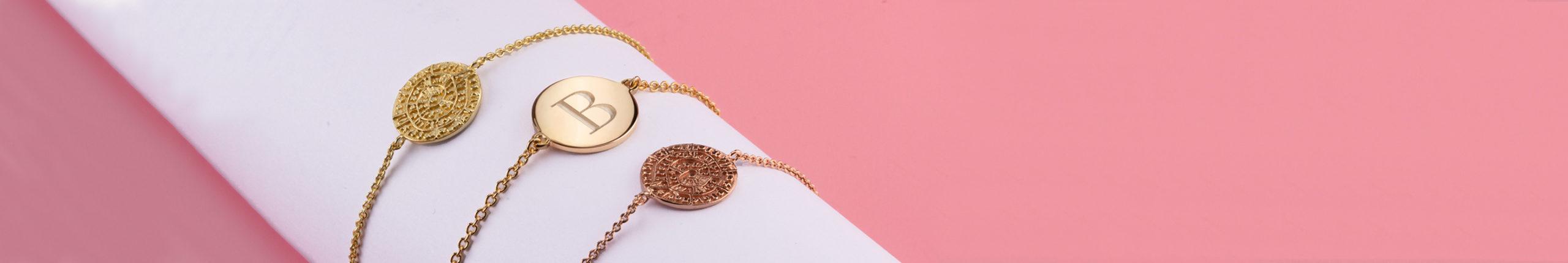 Category image for Engraved Bracelets
