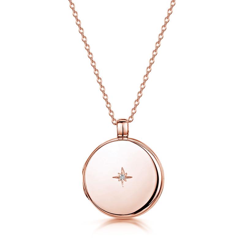 diamond-round-locket-rose
