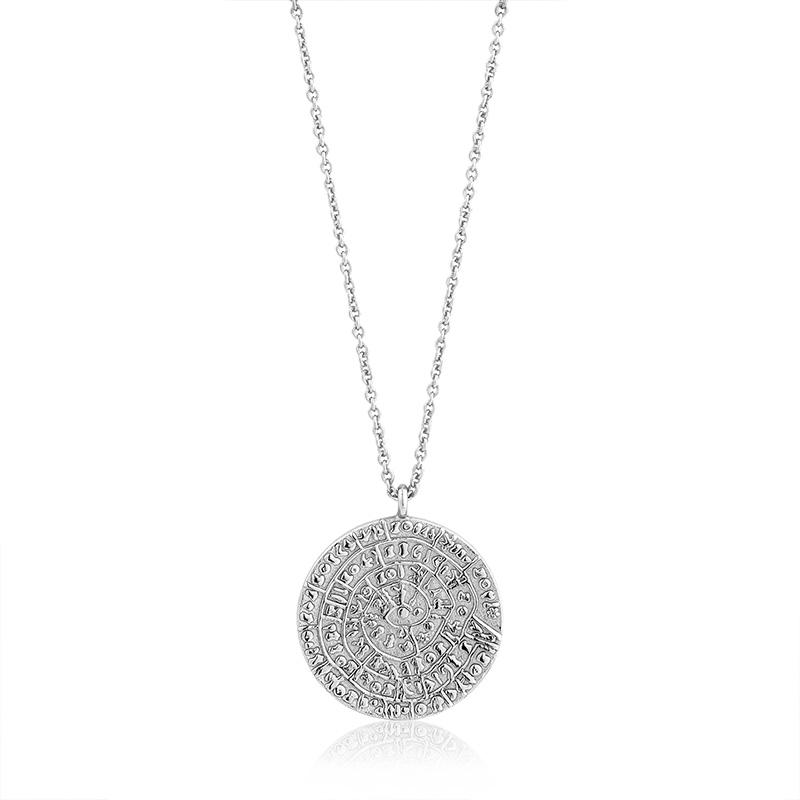 mayan-necklace-silver