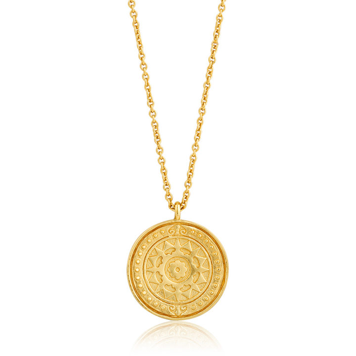 sun-engraved-necklace-hero-gold