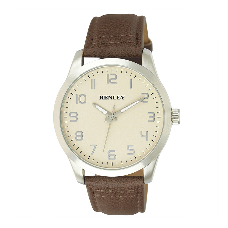 henley-steel-case-brown-strap-watch