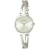 silver kriss kross ladies engraved watch