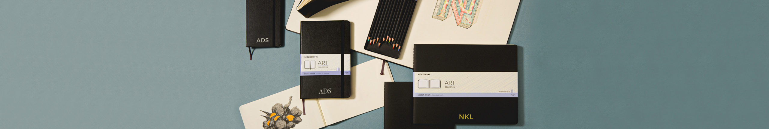 Category image for Personalised Notebooks