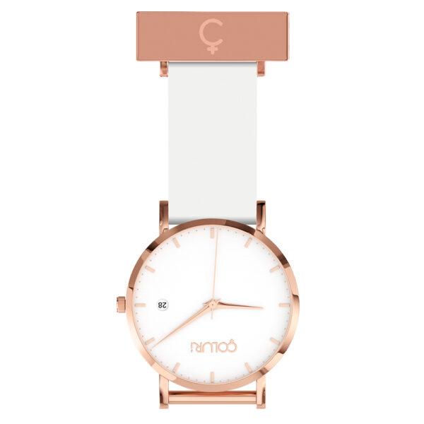 leather-strap-white-nurse-watch