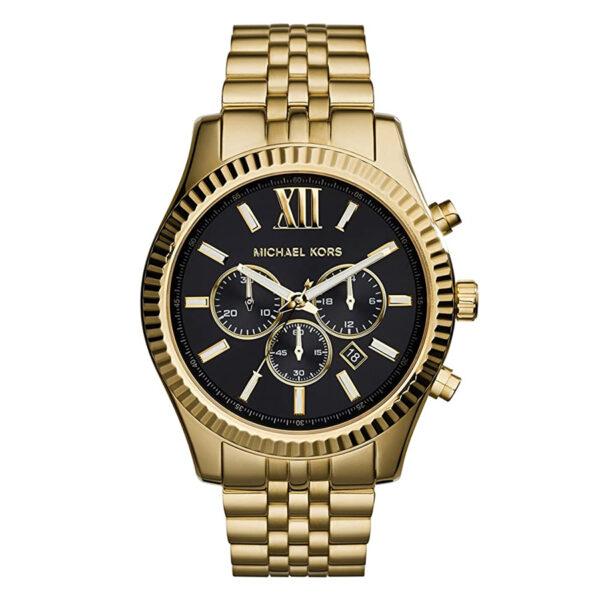 michael-kors-mens-gold-watch
