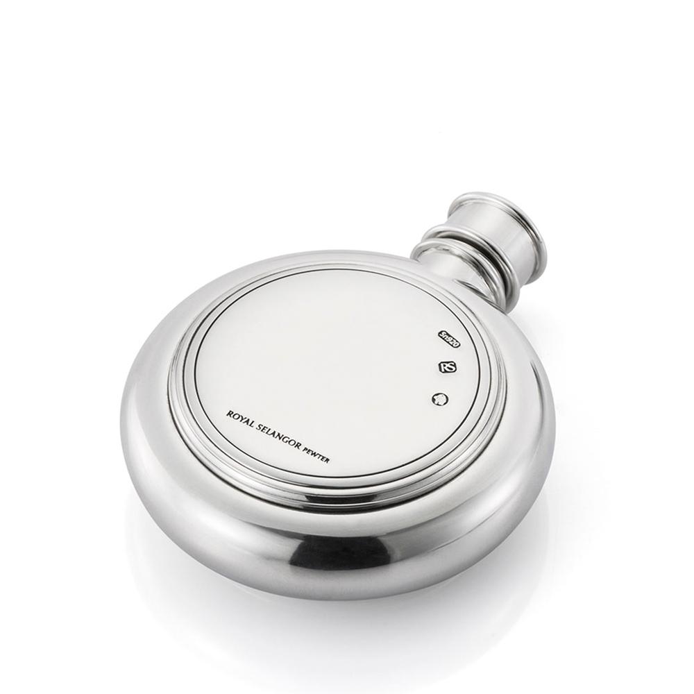 round-pewter-hip-flask-bottom-hallmark