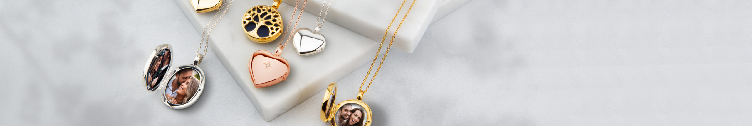 Category image for Personalised Lockets