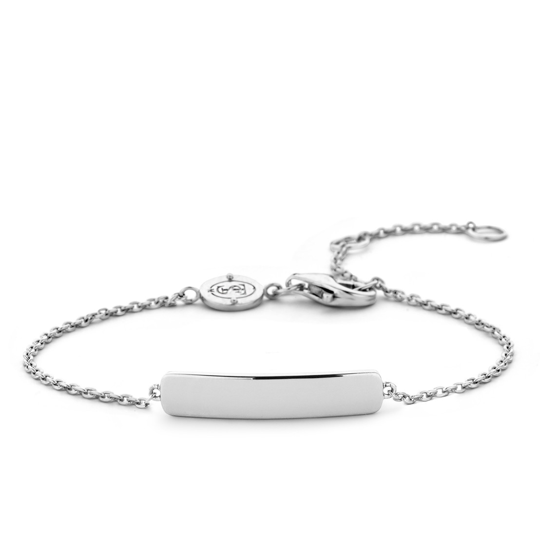 ti-sento-silver-name-bar-bracelet