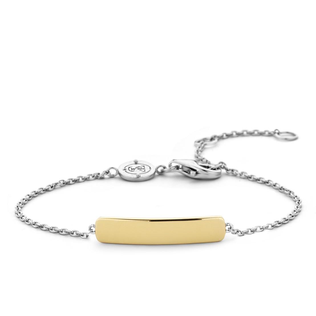 ti-sento-gold-name-bar-bracelet