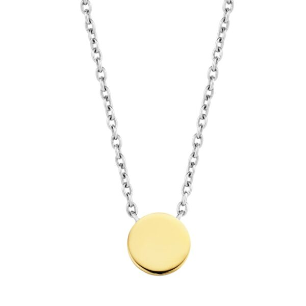 small-gold-disc-engraved-necklace