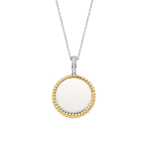 beaded-surround-gold-necklace